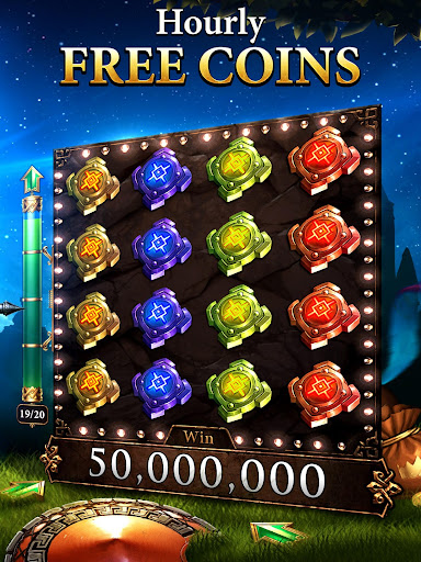 Scatter Slots: Free Casino Slot Machines Online game (apk) free download for Android/PC/Windows screenshot