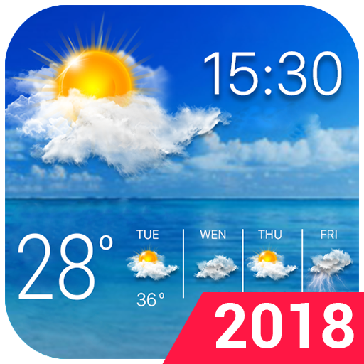 Android/PC/Windows用Weather forecast アプリ (apk)無料ダウンロード