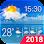 (APK) تحميل لالروبوت / PC Weather forecast تطبيقات