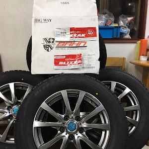 マークXジオ ANA15 240G FOUR 19年式のタイヤのカスタム事例画像 skazu500さんの2019年01月18日22:21の投稿