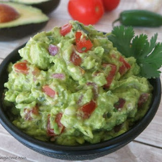 Secret Ingredient Guacamole (GF, DF)