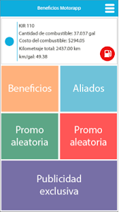 MotorApp screenshot 4