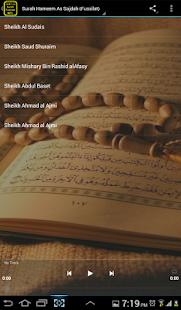 Surah Hameem Sajdah MP3 - náhled