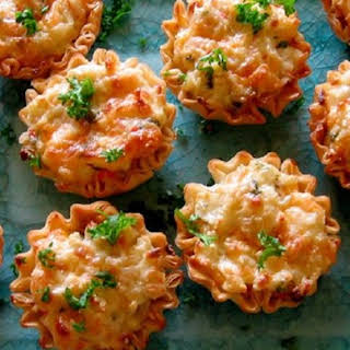 King Crab Appetizers.