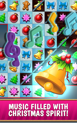 Christmas Crush Holiday Swapper Candy Match 3 Game 1.35 screenshots 5