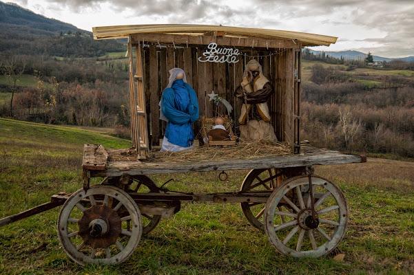 Natale rurale.... di Gian Piero Bacchetta