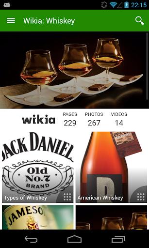Wikia:威士忌
