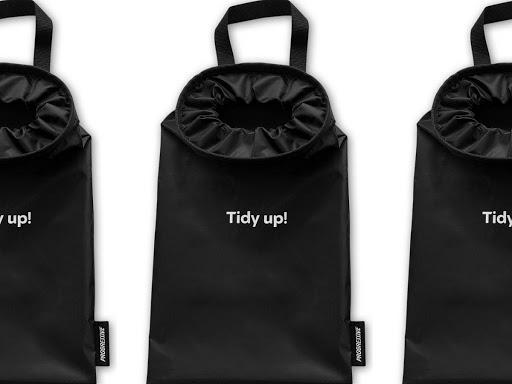 FREE Reusable Hanging Trash Bag from Progressive
