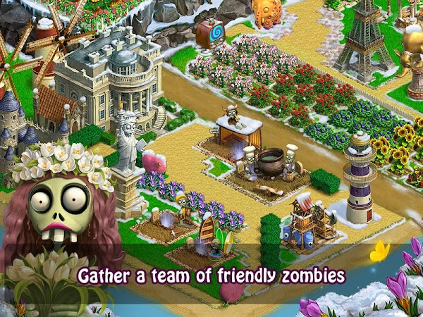 Zombie Castaways v2.1.1 (Mod Money)