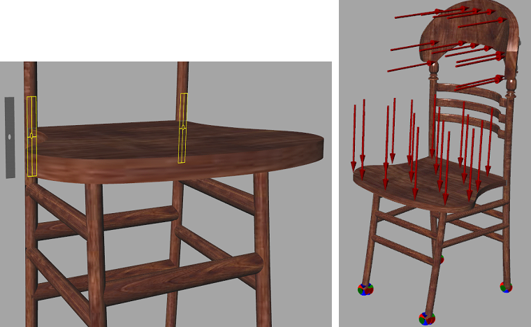 C:\Users\bmihe\Downloads\chair with steel support blog post #3\pictures\simulation set up.png