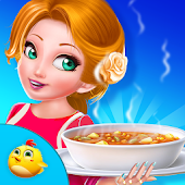 Crazy Summer Chef For Kids
