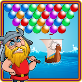 Vikings Bubble Shooter