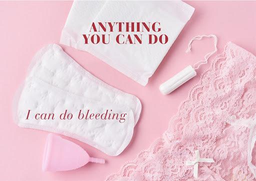 Menstrual cycle awakens our power as women