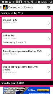 Capital Pride- screenshot thumbnail