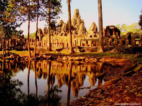 Photo: CAMBODGE-Angkor Thom (Unesco).