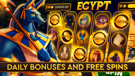 Aladdin Slots Games - Jackpot Casino Slot Machine apkmr screenshots 3