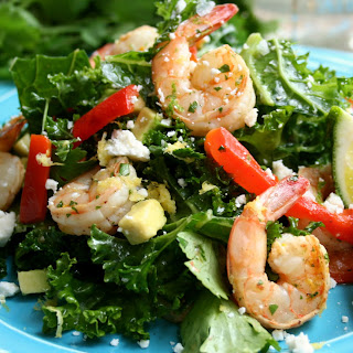 Margarita Shrimp Salad.