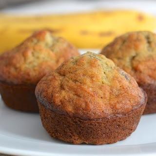 Banana Oatmeal Power Muffins.