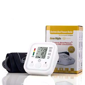 Tensiometru de brat + Termometru noncontact + Pulsoximetru