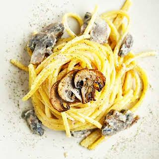 Mushroom Pasta Vegan Recipes.
