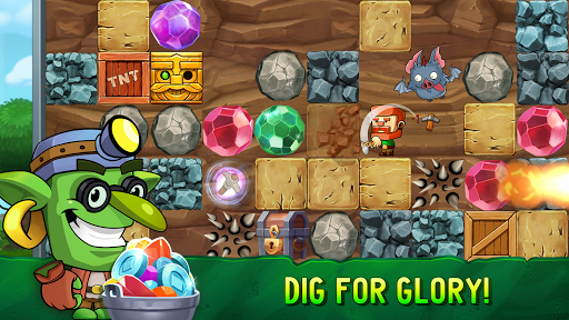 Dig Out! - Gold Digger modavailable screenshots 7