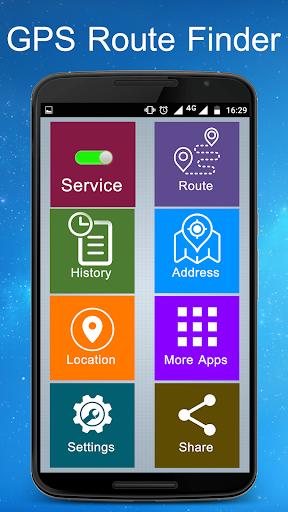 Gps Route Finder & Navigation Apk 1370  Download Only