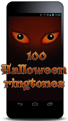 玩免費遊戲APP|下載100 Halloween Ringtones app不用錢|硬是要APP