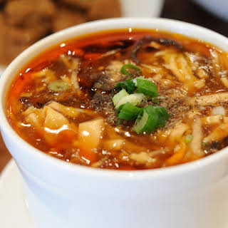 Spicy Cabbage Soup.