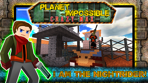 Planet Impossible Crazy Max