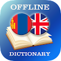 Mongolian-English Dictionary icon