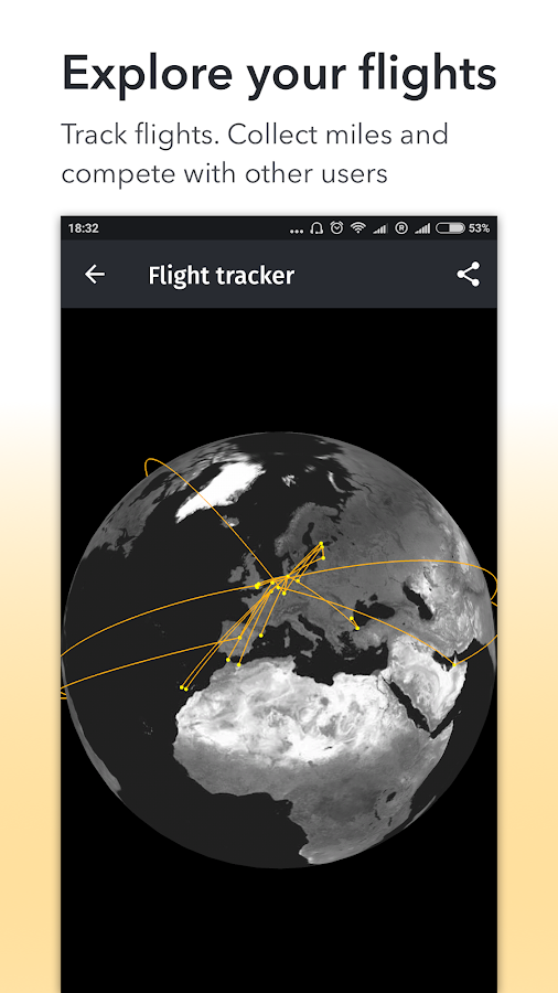 FLIO - The Global Airport App- screenshot