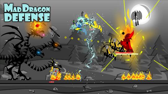 Mad Dragon Defense 4