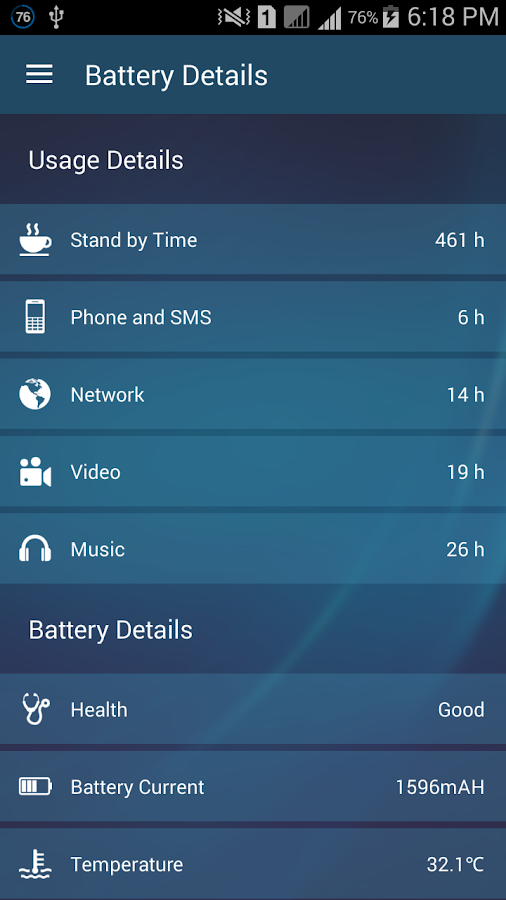 Battery Doctor - Power Saver- screenshot
