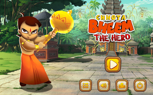 Chhota Bheem : The Hero - náhled