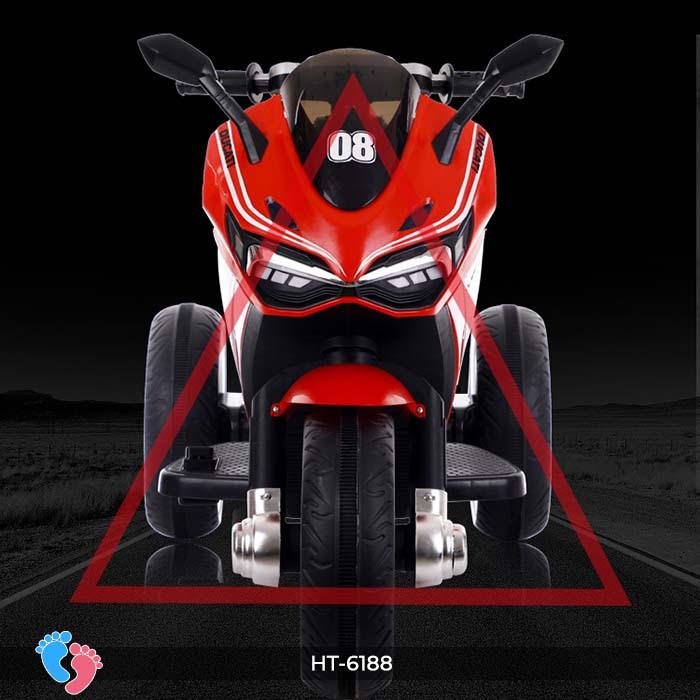 Xe mô tô điện thể thao Ducati HT-6188 16