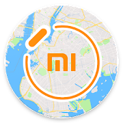 Mi Band Maps: navigatore per Mi Band 3/4, Bip, Cor