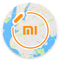Mi Band Maps: navigation for Mi Band 3 and Bip APK