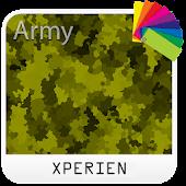 Theme XPERIEN™- Army