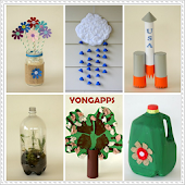 DIY Unique Recycled Crafts