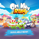 OM NOM RUN HD Wallpapers Game Theme