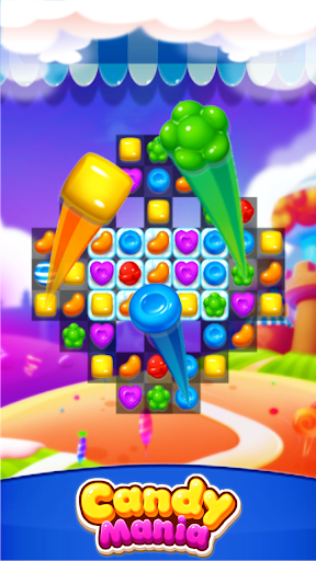 Sweet Candy Mania - Match 3 Games Puzzle 1.1.6 screenshots 2