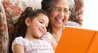 hispanic grandparent and child, heritage language programs, preserving the Hispanic heritage, preserving the Spanish language