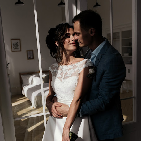 Wedding photographer Roman Baykalov (BAYKALOV). Photo of 31.10.2017