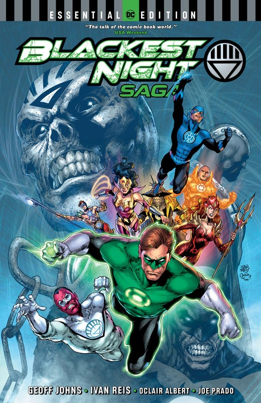 Blackest Night Saga: DC Essential Edition (2019)