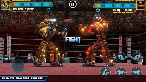 Real Robot Ring Boxing 2019 1.9 screenshots 1