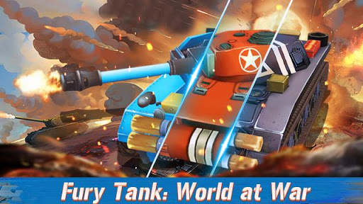 Fury Tank: World at War - screenshot