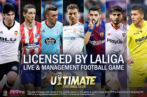 Ultimate Football Club 0.0.15 screenshots 2