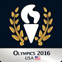 Rio Olympics 2016: US Olympics icon