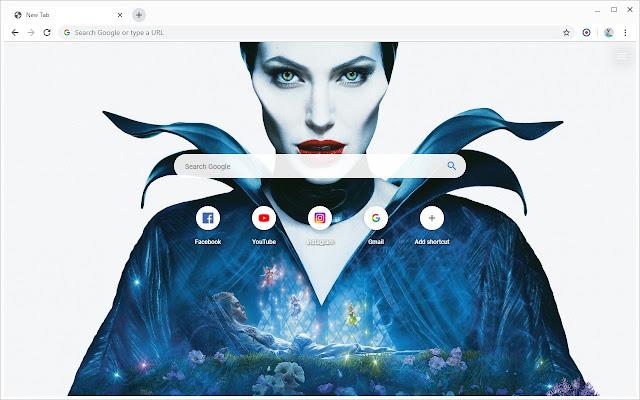 New Tab - Maleficent: Mistress of Evil