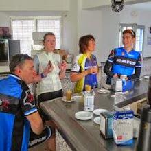 Photo: Coffee before Velefique